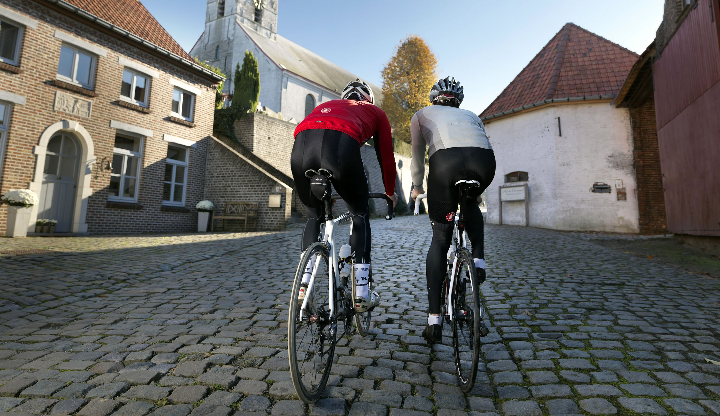 Private trips cycling tours